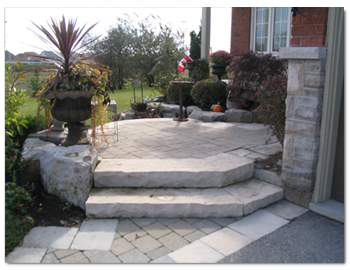 Residential Hardscape